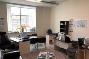 Офис компании Гарант Эксперт в Москве