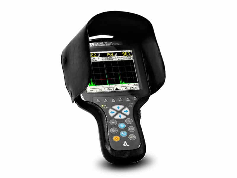 Ultrasonic flaw detector А1212 MASTER