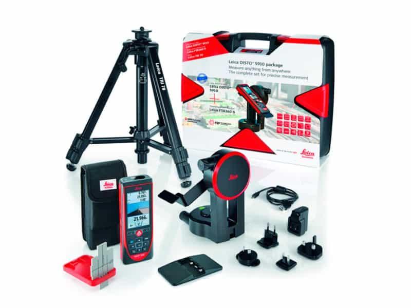 Laser Rangefinder LEICA DISTO S910