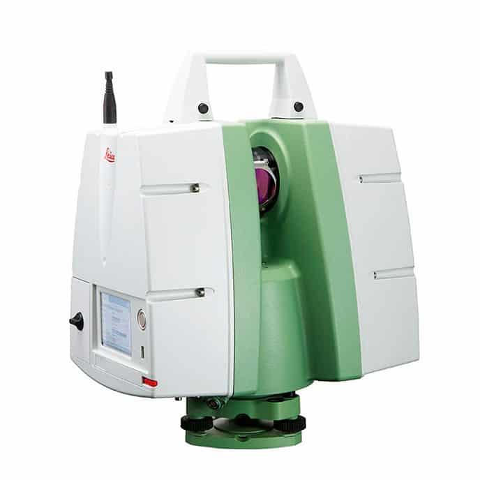 Лазерный сканер LEICA SCANSTATION C10