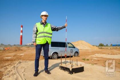 Технический надзор за строительством на объекте - Гарант Эксперт
