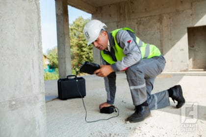 Inspection of buildings and structures by experts Garant Expert