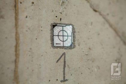 Измерение прочности бетона неразрушающим методом